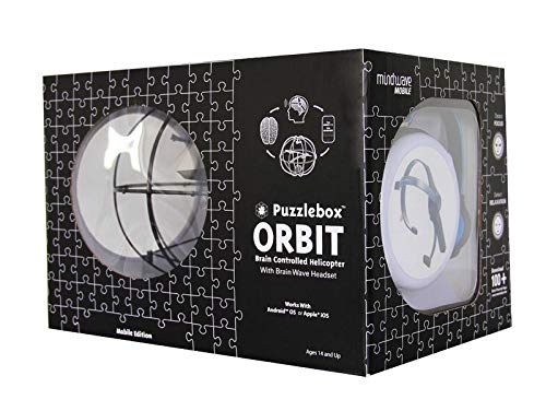 NeuroSky Puzzlebox Orbit Brain-Controlled Helicopter, фото 1