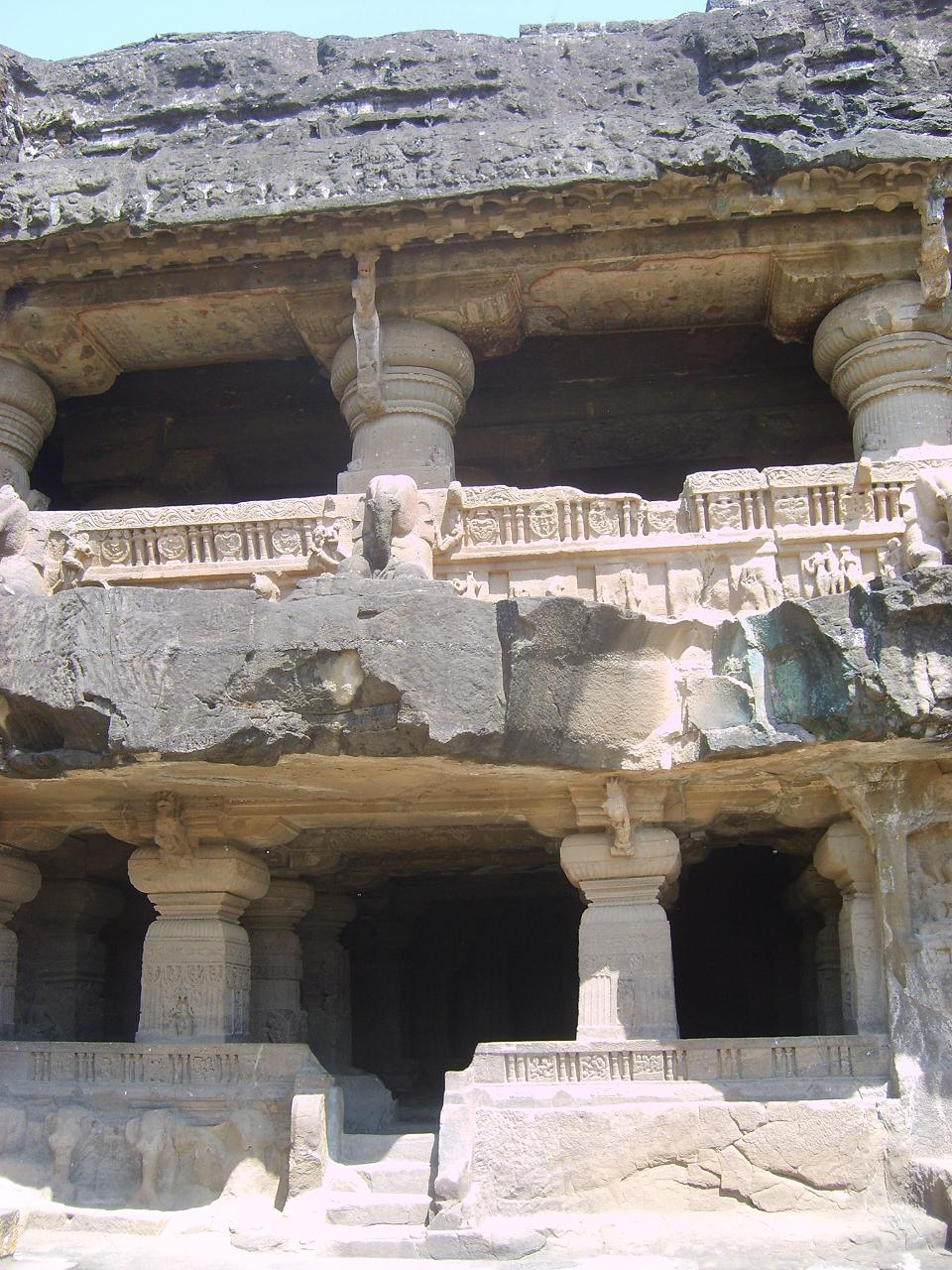 Ellora 3 5 photo galleries of india for Ajanta cuisine of india