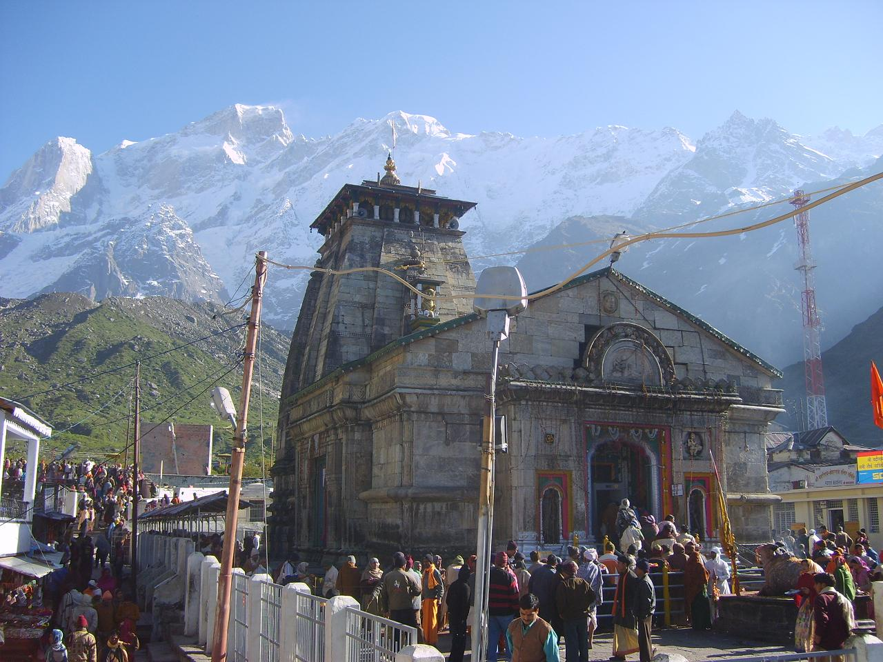 Kedarnath India  city photo : Kedarnath temple – photo gallery, pictures of India
