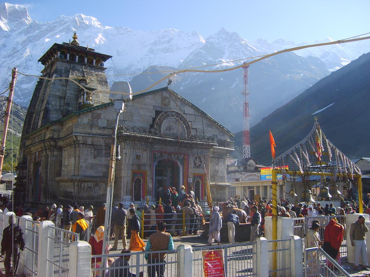 Kedarnath India  city photos : Kedarnath temple – photo gallery, pictures of India