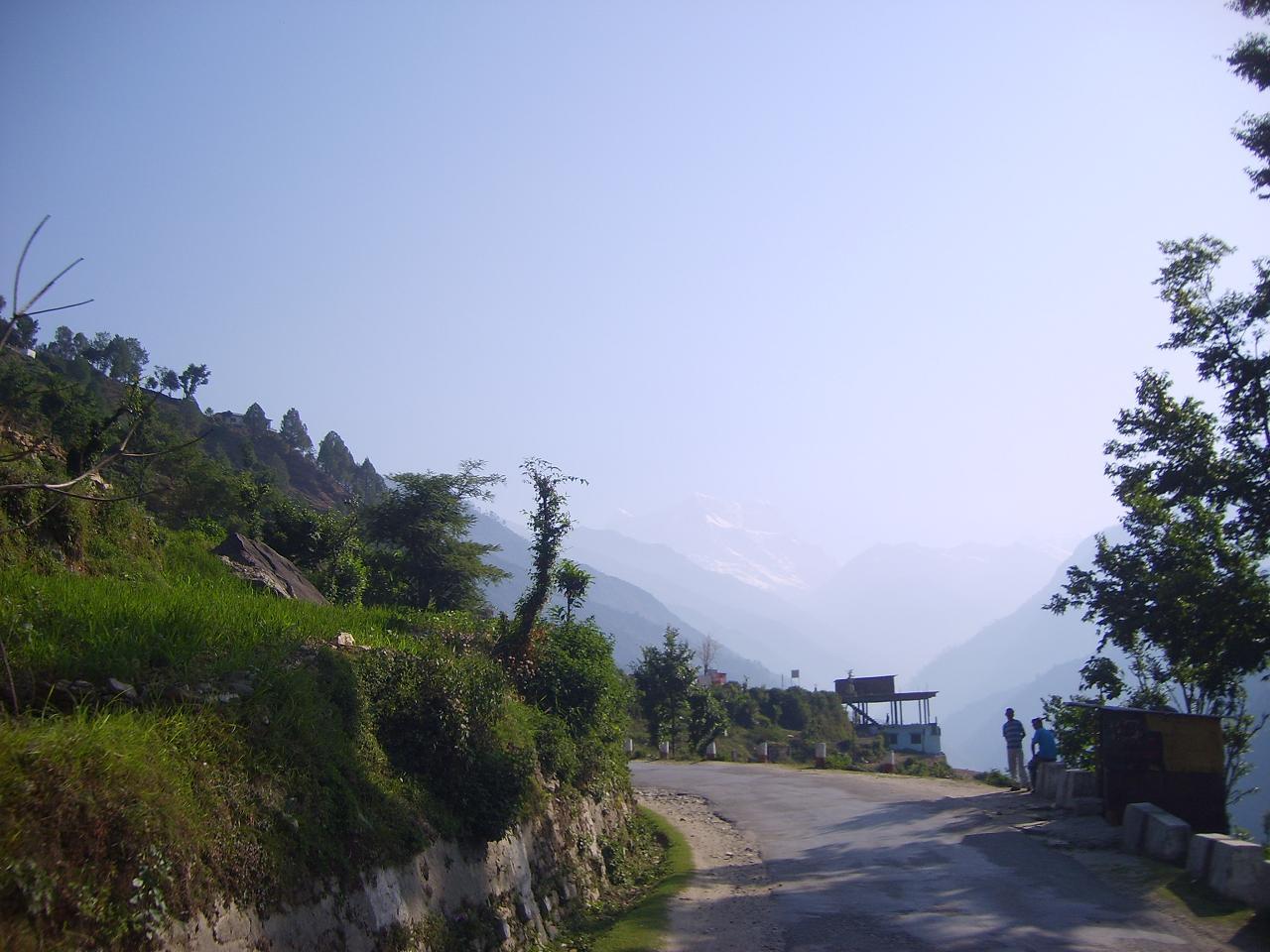 Sonprayag to Gaurikund