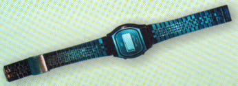 Wrist watch manifested by BABA & given to the second son of Prof. Korbu.